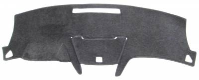 Chevy Traverse dash cover
