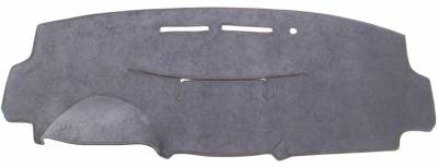Toyota Venza dash cover without pop up speaker cutouts