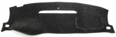 GMC Sierra dash cover version for 1 Glove Box