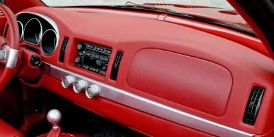 Chevy SSR dashboard