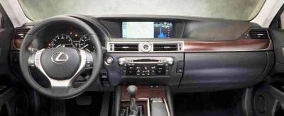 Lexus GS Dashboard