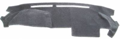 Nissan 240SX dash cover without optional HUD cutout