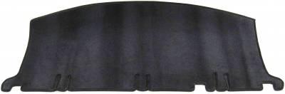 Ford Fusion Rear Deck Cover, No Vent Cutouts