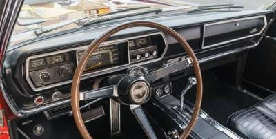 Plymouth Belvedere dashboard