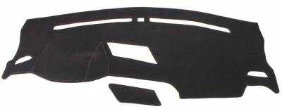 "VW ""All New"" Style Tiguan dash cover"