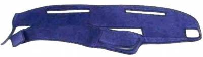 Honda Civic dash cover