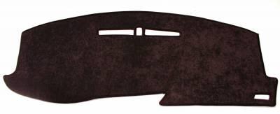 Cadillac XT6 dash cover No optional cutouts