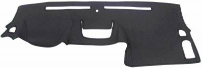 GMC Canyon dash cover