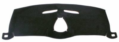 Mini Convertible dash cover