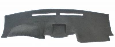 Nissan Frontier dash cover