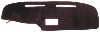 Subaru Brat dash cover with ash tray cutout