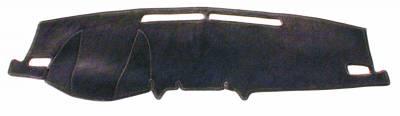 Toyota RAV4 dash cover - No HUD cutout