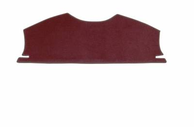 Chevy Cavalier 4Door Rear Deck Cover - No cutout for raised center anchor