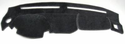 DashCare by Seatz Mfg - Honda Del Sol 1994-2000 -  DashCare Dash Cover