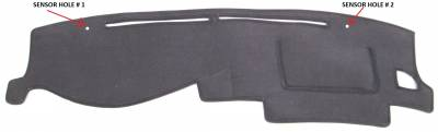 DashCare by Seatz Mfg - Dash Cover - Toyota Camry 1997-2001