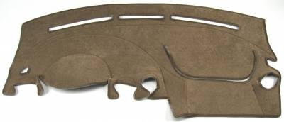DashCare by Seatz Mfg - Dash Cover - Mercury Cougar 1999-2002