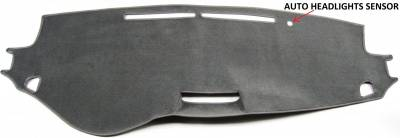Toyota Sienna 2011-2013 Dash Cover