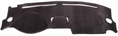 DashCare by Seatz Mfg - Dash Cover - Saab 9.2X Wagon 2005-2006