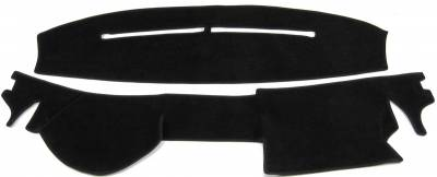 DashCare by Seatz Mfg - Dash Cover - Mazda CX7 2007-2009