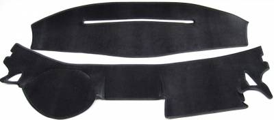 DashCare by Seatz Mfg - Dash Cover - Mazda CX7 2010-2013