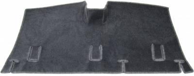 DashCare by Seatz Mfg - Nissan Sentra 2007-2011 - DashCare Rear Deck Cover