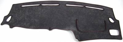 DashCare by Seatz Mfg - Dash Cover - Plymouth Colt 1994-1995