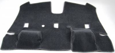 DashCare by Seatz Mfg - Nissan Altima 2002-2004 - DashCare Rear Deck Cover