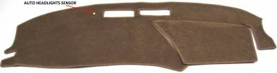 DashCare by Seatz Mfg - Dash Cover - Buick Regal 1995-1996