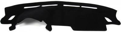 DashCare by Seatz Mfg - Dash Cover - Dodge Conquest 1984-1987 (Without Turbo)