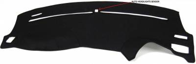 DashCare by Seatz Mfg - Dash Cover - Volvo V70Xc 2001-2002