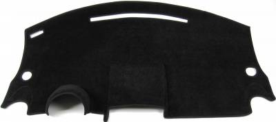 DashCare by Seatz Mfg - Dash Cover - Volkswagen Beetle 1998-2011