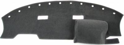 DashCare by Seatz Mfg - Dash Cover - Volkswagen Eurovan 1993-1996