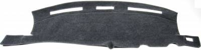 DashCare by Seatz Mfg - Chevrolet Van Full Size E Series 1996-2002 -  DashCare Dash Cover