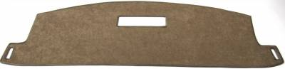 DashCare by Seatz Mfg - Dash Cover - Cadillac Fleetwood Brougham 1993-1999 (Rear Wheel Drive)