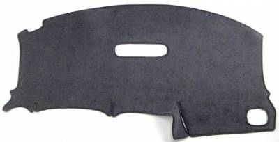 DashCare by Seatz Mfg - Dash Cover - Dodge Grand Caravan 2005-2007