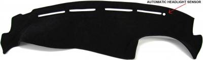 DashCare by Seatz Mfg - Dash Cover - Mitsubishi 3000 GT 1991-1993