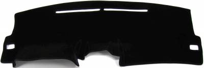 Toyota Corolla 2012-2013 Dash Cover With Clock