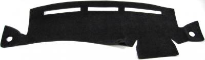 DashCare by Seatz Mfg - Dash Cover - Chevrolet Tahoe & Suburban 2000-2006 *Extended Version*