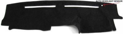 DashCare by Seatz Mfg - Dash Cover - Isuzu Rodeo & Rodeo Sport 1998-2004