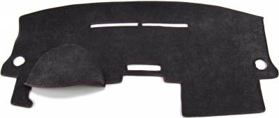DashCare by Seatz Mfg - Dash Cover - Nissan Sentra 2008(Late)-2012 * With Storage Box