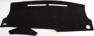 Toyota Yaris Dash Cover 2012-2013