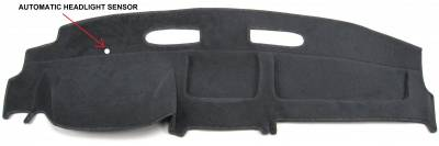 DashCare by Seatz Mfg - Dash Cover - Jeep Grand Cherokee 1999-2004