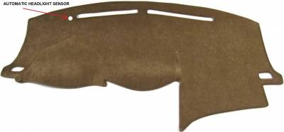 DashCare by Seatz Mfg - Dash Cover - Lexus RX Series 2004-2009