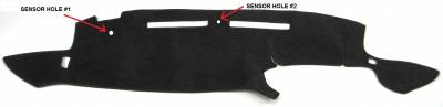DashCare by Seatz Mfg - Dash Cover - Pontiac Bonneville SE 1992-1999