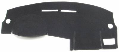 DashCare by Seatz Mfg - Volkswagen Jetta 1999-2005 -  DashCare Dash Cover