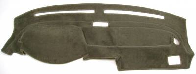 DashCare by Seatz Mfg - Dash Cover - Honda Accord 1990-1993 (Excluding 93 LE Sedan)