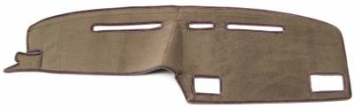 DashCare by Seatz Mfg - Dash Cover - Nissan Sentra 1987-1990 (Except Sport Coupe)