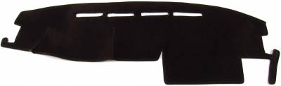 DashCare by Seatz Mfg - Dash Cover - Audi 5000 Turbo 1984-1988