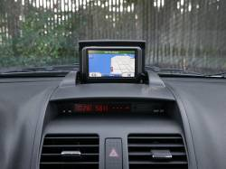 GPS Storage Box - Lid Open