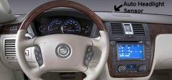 Eample of dash with optional display